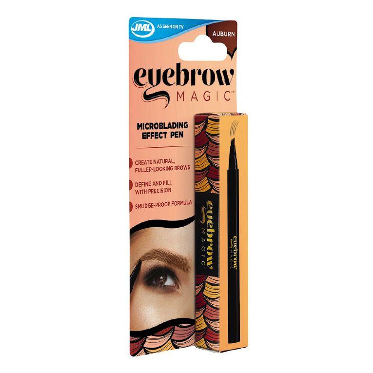 As Seen On TV Eyebrow Magic Auburn, , hi-res