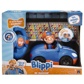 Blippi Remote Control Vehicle