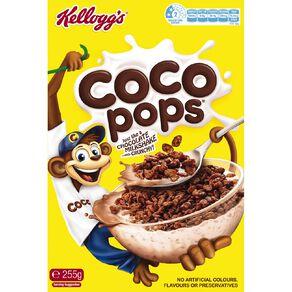 Kelloggs Coco Pops Cereal 255g