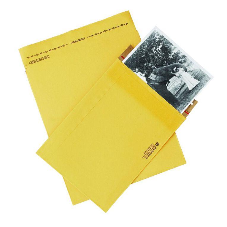 Jiffy Rigi Bag Mailer 90% Recycled Kraft Rb1 185 x 265mm, , hi-res