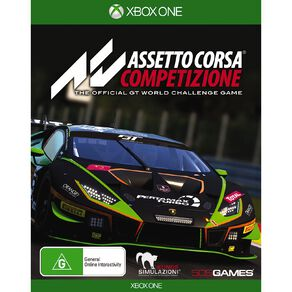 XboxOne Assetto Corsa Competizione