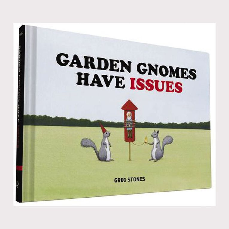 Garden Gnomes Have Issues by Greg Stones N/A, , hi-res