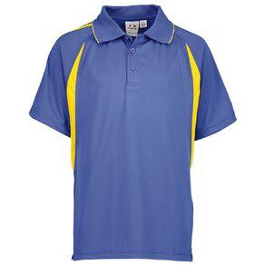 Schooltex Flash Short Sleeve Polo