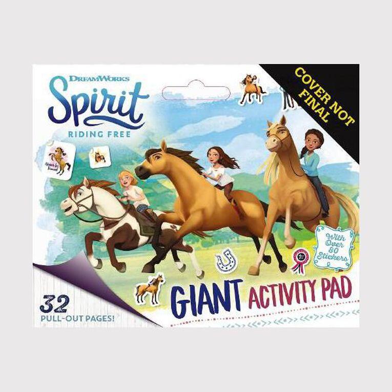 Spirit Giant Activity Pad, , hi-res