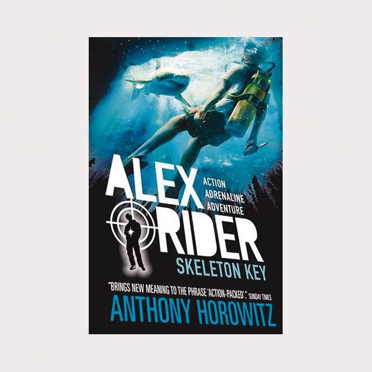 Alex Rider Mission #3 Skeleton Key by Anthony Horowitz, , hi-res