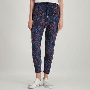 H&H Women's Stretch Harem Pants