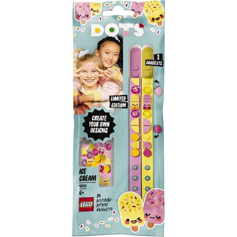 LEGO DOTS Ice Cream Besties Bracelets 41910, , hi-res