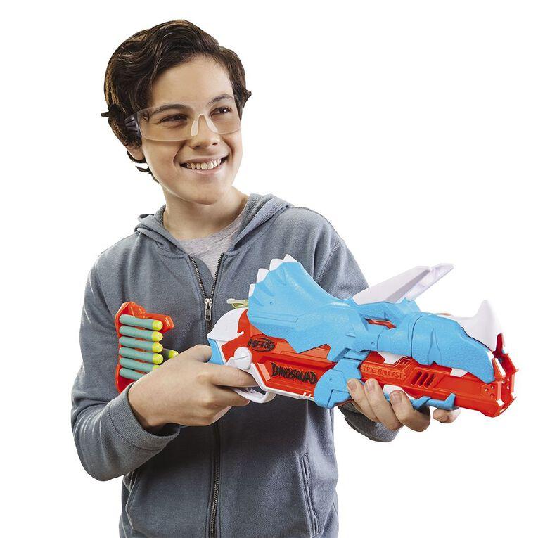 NERF Tricerablast Blaster, , hi-res