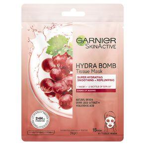 Garnier Hydrabomb Tissue Mask Anti Aging