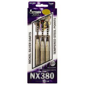 Formula Sports NX380 Nickel Silver Darts