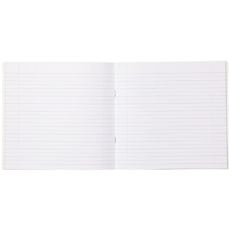 WS Exercise Book Learn To Write 7mm Ruled 32 Leaf Red, , hi-res