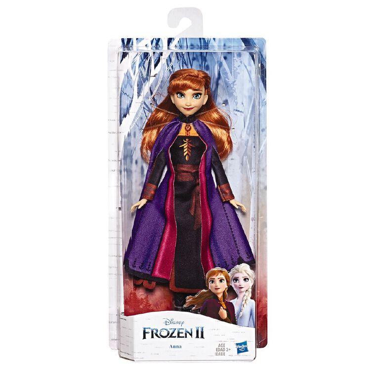 Disney Frozen 2 Anna Fashion Doll, , hi-res