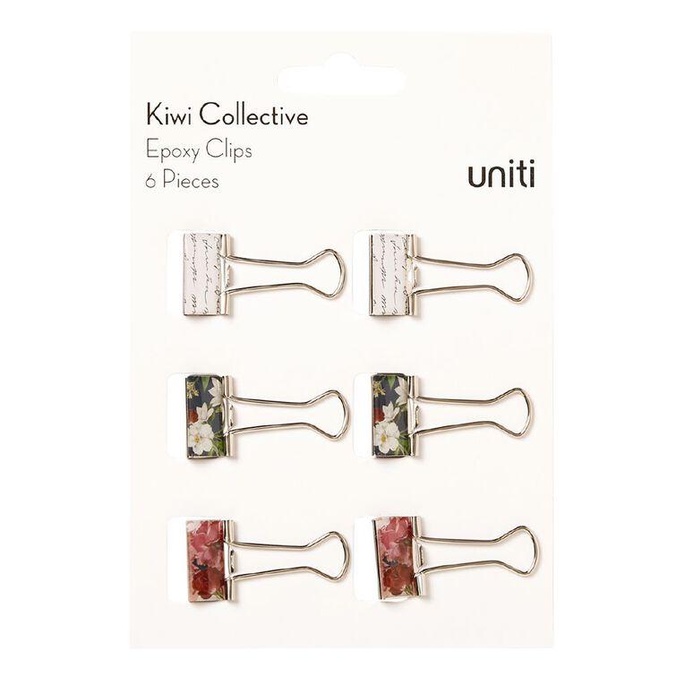 Uniti Kiwi Collective Epoxy Clips, , hi-res image number null