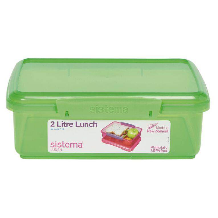 Sistema Klip It Tint Assorted 2L, , hi-res