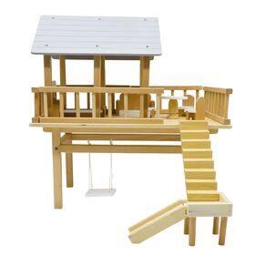 Play Studio Wooden Tree House