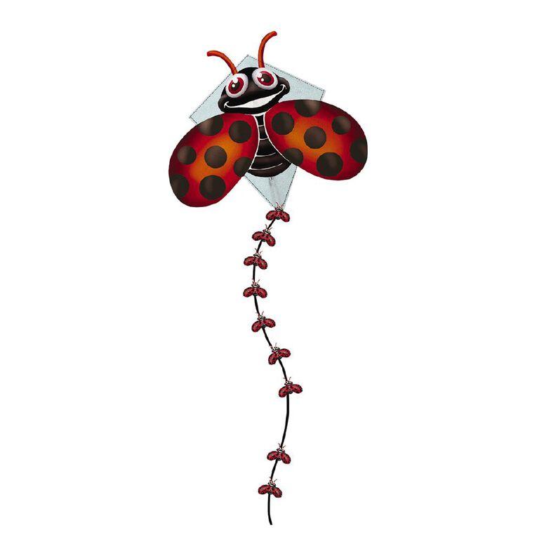 EOLO Pop Up Diamond Kite Lady Bug, , hi-res
