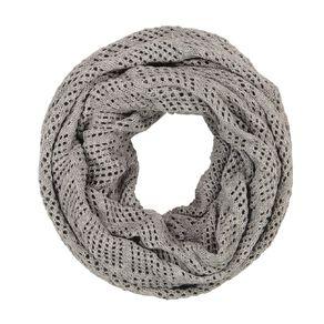 H&H Diamond Knit Snood