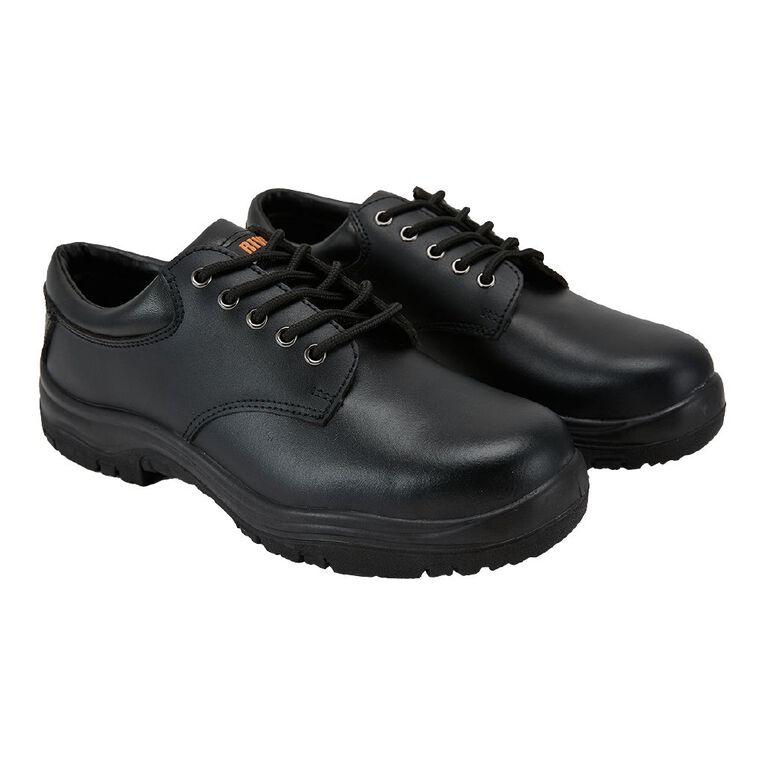 Rivet Otieno Work Shoes, Black, hi-res