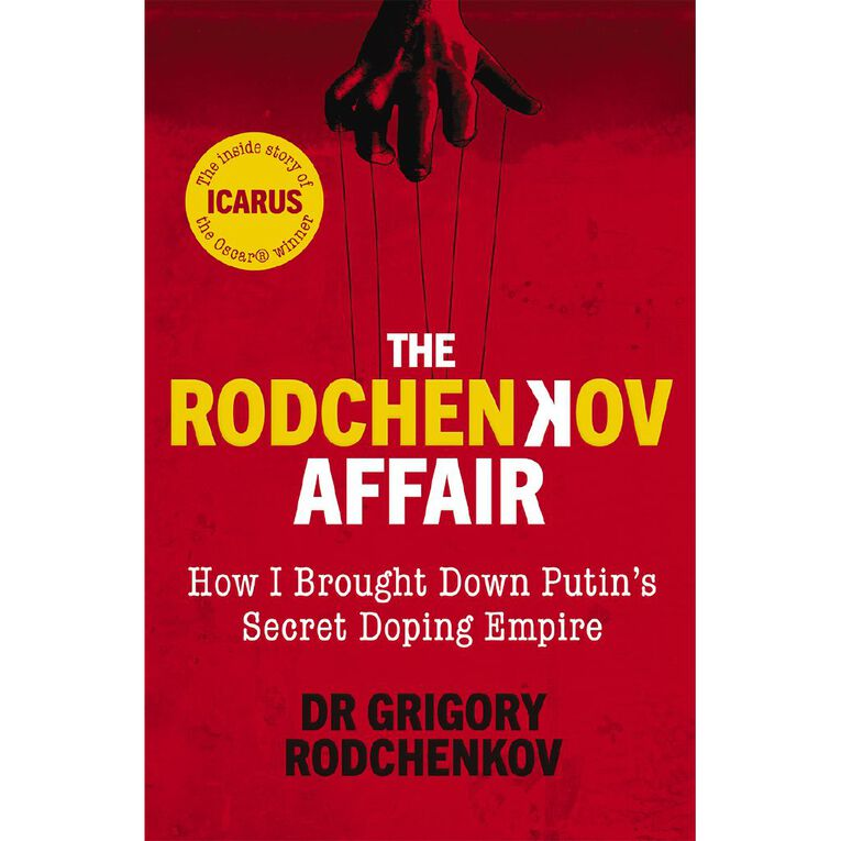 The Rodchenkov Affair by Grigory Rodchenkov, , hi-res image number null