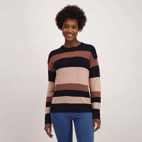 H&H Women's Eyelet Knit