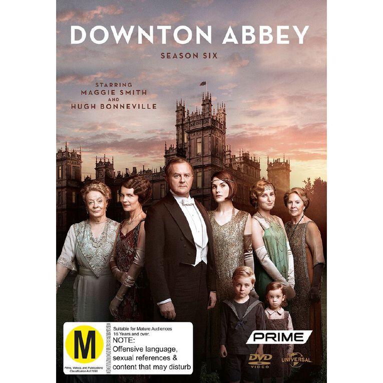 Downton Abbey Season 6 DVD 3Disc, , hi-res