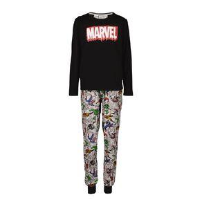 Avengers Marvel Boys' Knit Pyjama