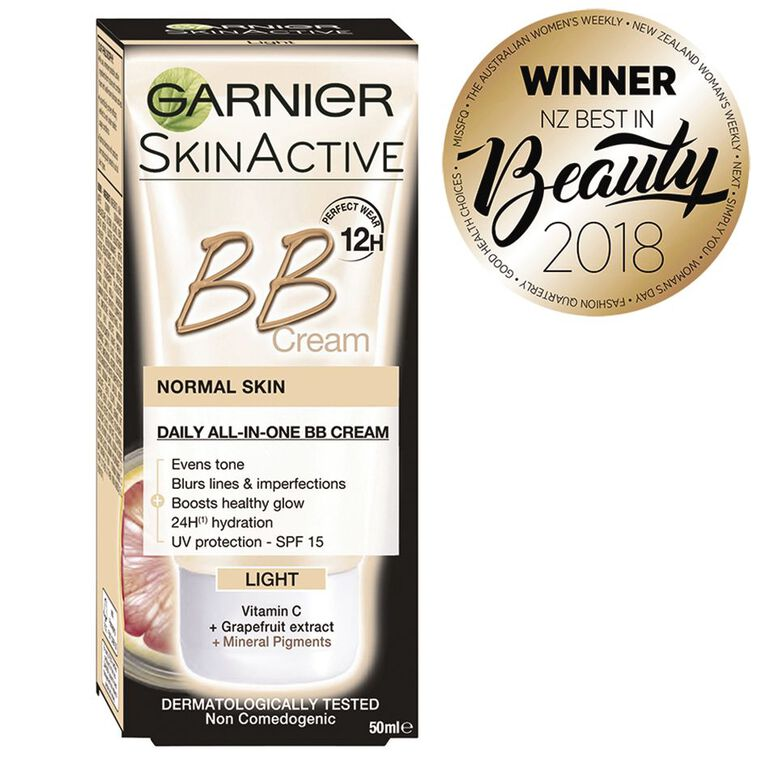 Garnier Miracle Skin Perfector BB Cream Light 50ml, , hi-res