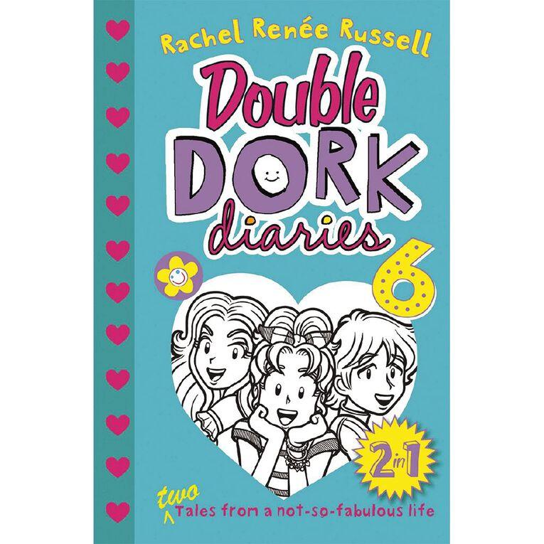 Double Dork Diaries #6 Frenemies Forever by Rachel Renee Russell, , hi-res