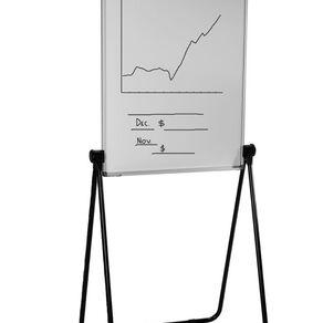 Quartet Magnetic Flipchart Presenter White