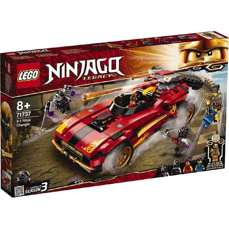LEGO Ninjago X-1 Ninja Charger 71737, , hi-res