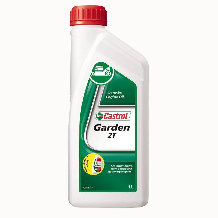 Castrol Garden 2T 2-Stroke Engine Oil 1L, , hi-res
