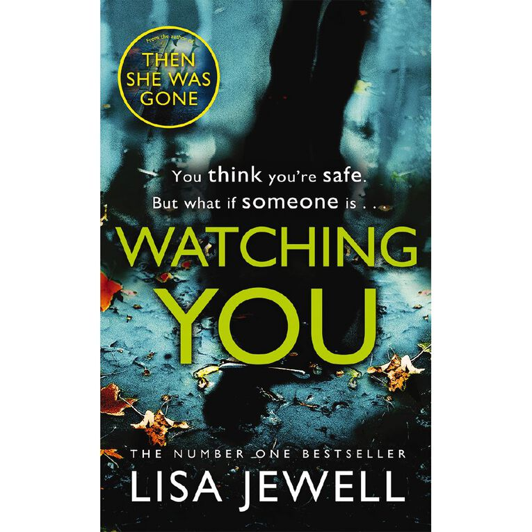 Watching You by Lisa Jewell, , hi-res