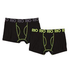 Rio Men's Trunks 2 Pack