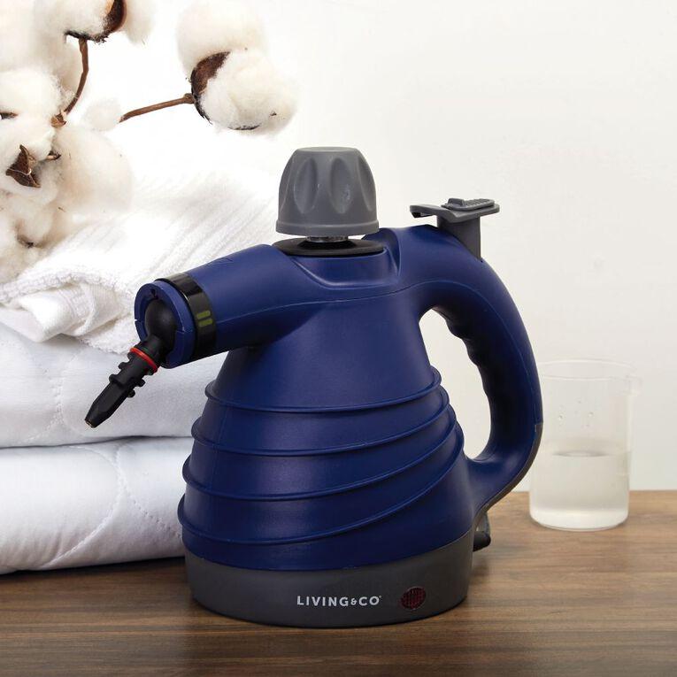 Living & Co Handheld Steam Cleaner, , hi-res