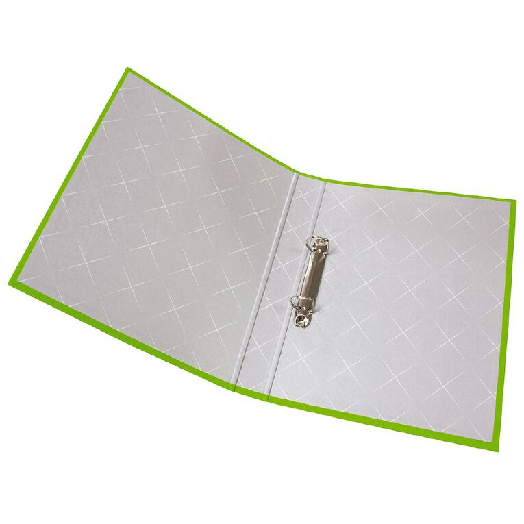 Office Supply Co Ringbinder Green A4, , hi-res