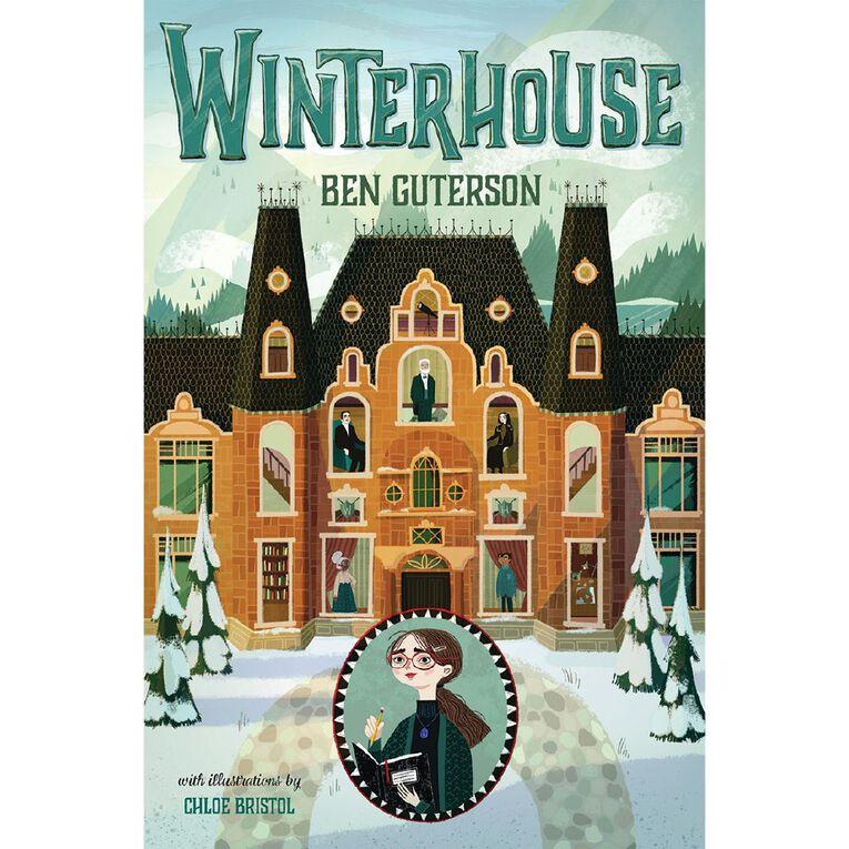 Winterhouse #1 by Ben Guterson N/A, , hi-res