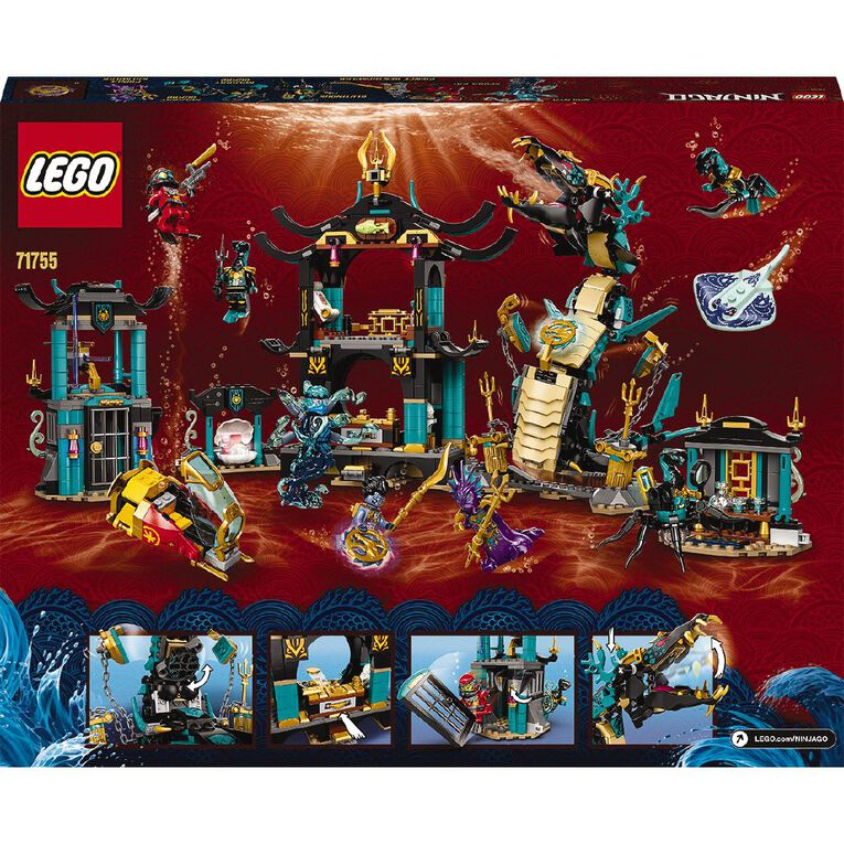 LEGO Ninjago Temple of the Endless Sea 71755, , hi-res