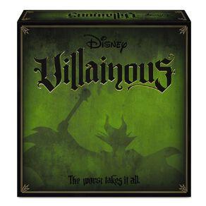 Ravensburger Villainous The Worst Takes It All Game