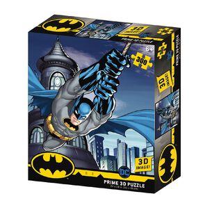 Prime 3D 300pc Puzzle DC Comic Assorted