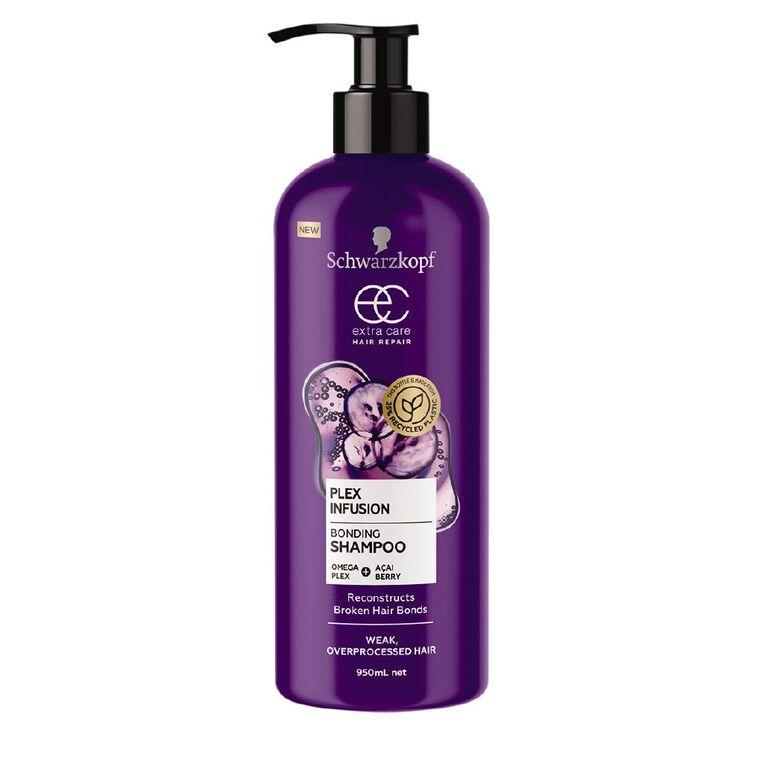 Schwarzkopf Extra Care Plex Infusion Shampoo 950mL, , hi-res