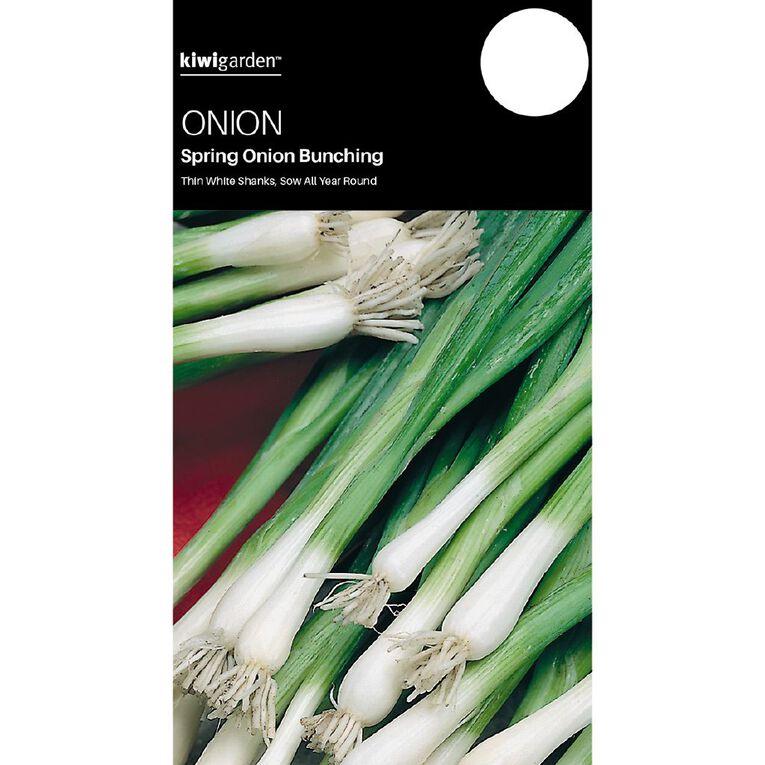 Kiwi Garden Spring Onion Bunching, , hi-res