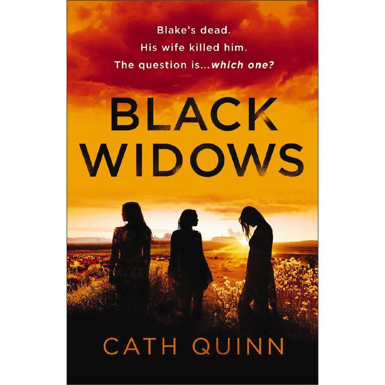 Black Widows by Cate Quinn, , hi-res