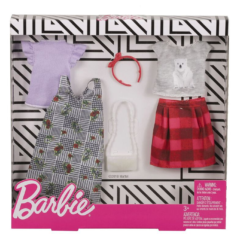 Barbie Licensed Storytelling Fashion 2Pack Assorted, , hi-res