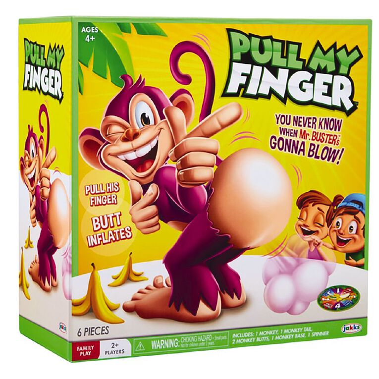 Pull My Finger Game, , hi-res