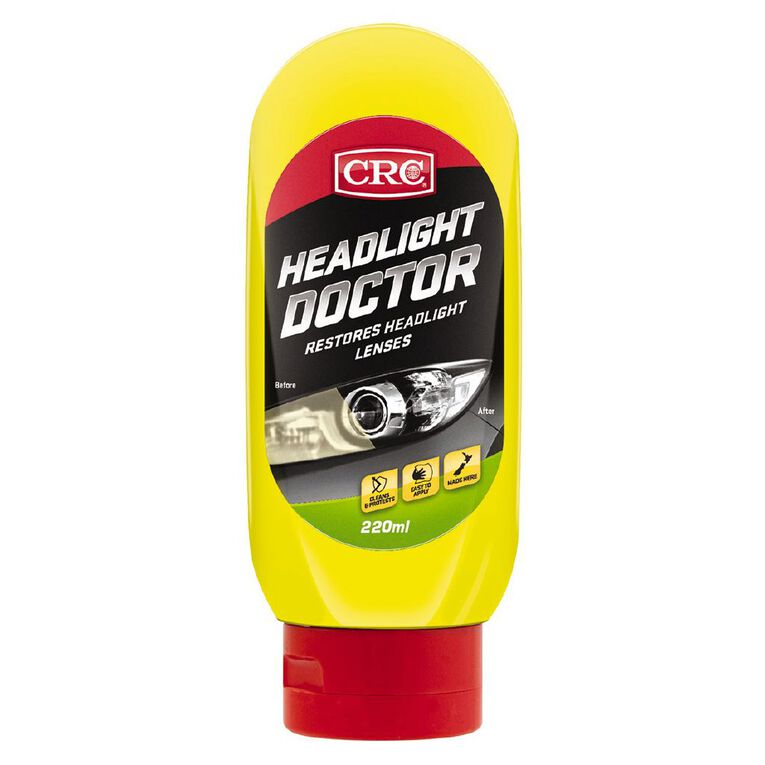 CRC Headlight Doctor 220ml, , hi-res image number null
