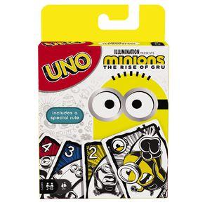 Minions UNO 2 Card Game