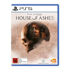 PS5 The Dark Pictures Anthology: House Of Ashes