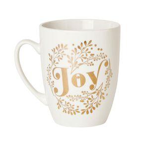 Wonderland Christmas Foil Mug 335ml