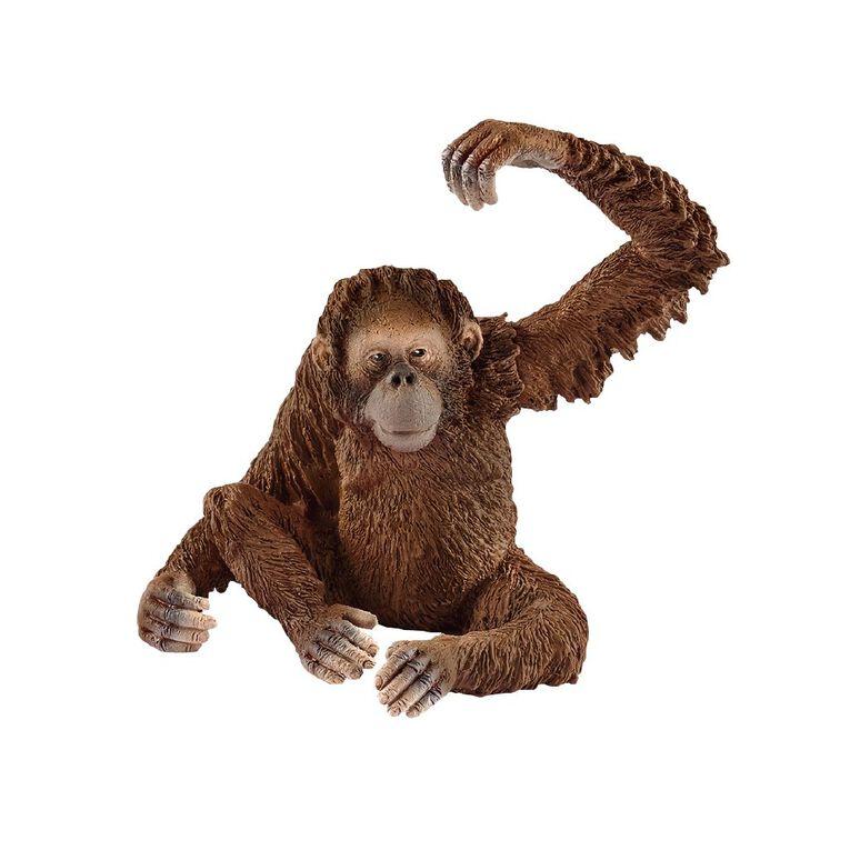 Schleich Orangutan Female, , hi-res