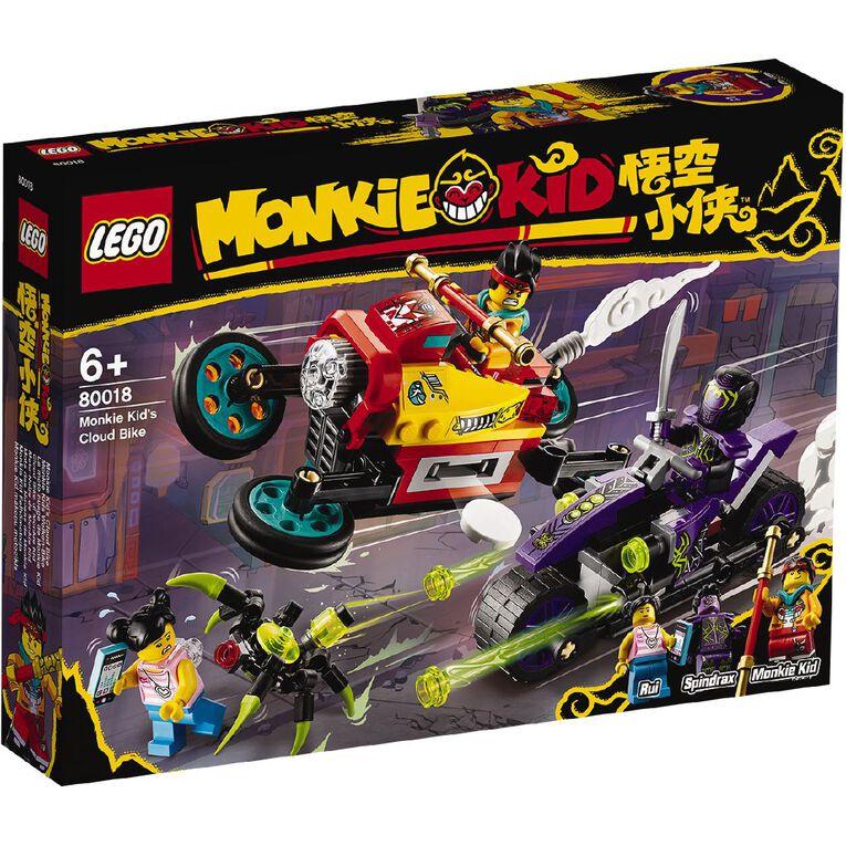 LEGO Monkie Kid Cloud Bike 80018, , hi-res